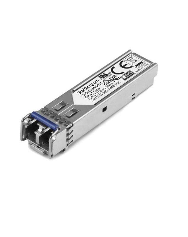 Gigabit Fiber 1000Base-LX SFP Transceiver Module Cisco GLC-LX-SM-RGD Compatible SM LC 10 km