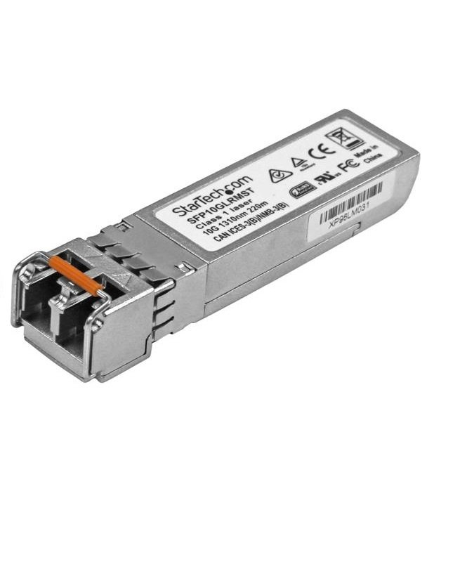 Image of 10 Gigabit Fiber SFP+ Transceiver Module Cisco SFP-10G-LRM Compatible MM LC 220 meters