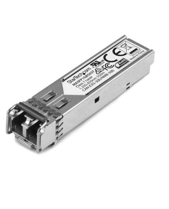 Gigabit Fiber 1000Base-SX SFP Transceiver Module Cisco Meraki MA-SFP-1GB-SX Compatible MM LC 550m
