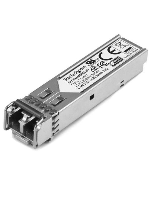 Gigabit Fiber 1000Base-SX SFP Transceiver Module Cisco GLC-SX-MM-RGD Compatible MM LC 550 m