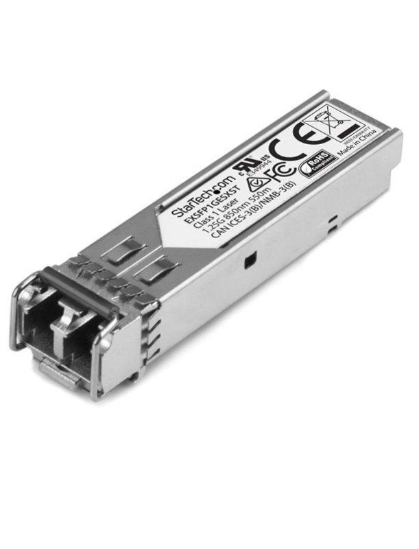 Gigabit Fiber 1000Base-SX SFP Transceiver Module Juniper EX-SFP-1GE-SX Compatible MM LC 550m