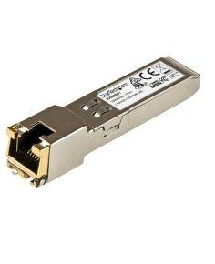 Gigabit RJ45 Copper SFP Transceiver Module HP JD089B Compatible 100m