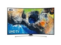 "Samsung MU6200 65"" UHD 4K Smart Curved TV"