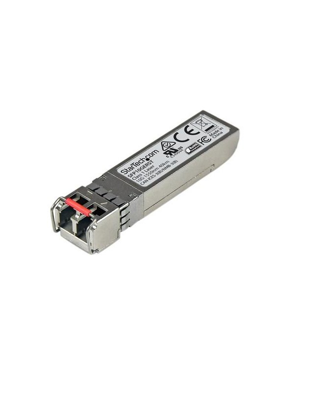 Image of 10 Gigabit Fiber SFP+ Transceiver Module Cisco SFP-10G-ER Compatible SM LC 40 km
