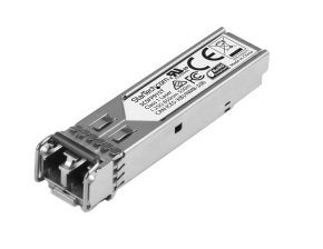 Gigabit Fiber 1000Base-SX SFP Transceiver Module HP 3CSFP91 Compatible MM LC 550m