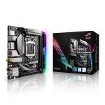 Asus ROG Strix Z270I Socket1151 mITX Gaming Motherboard