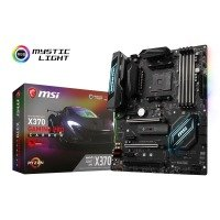 EXDISPLAY MSI AMD X370 GAMING PRO CARBON AM4 ATX Motherboard