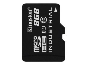 Kingston 8GB Micro SDHC Class 10 UHS-I Industrial Temperature Card