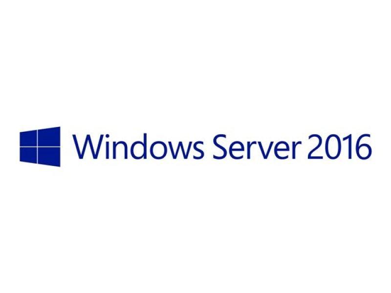 Windows Sever Datacenter 2016 64-bit DSP OEI DVD 16 Core