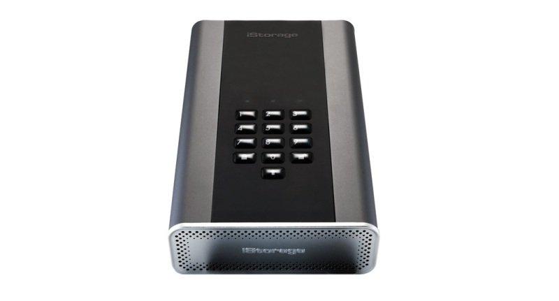 iStorage 6TB diskAshur DT2 HDD