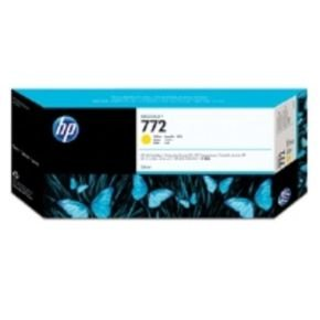 HP 772 Yellow Ink Cartridge - CN630A