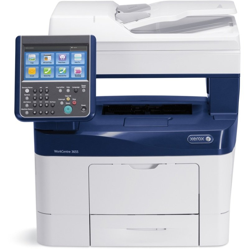 Xerox WorkCentre 3655i_S Multifunction Printer