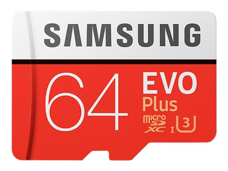 Samsung Evo Pro Plus MB-MC64GA/EU 64GB Micro SDHC