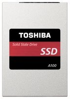 "Toshiba 120GB A100 2.5"" Internal SATA III SSD"