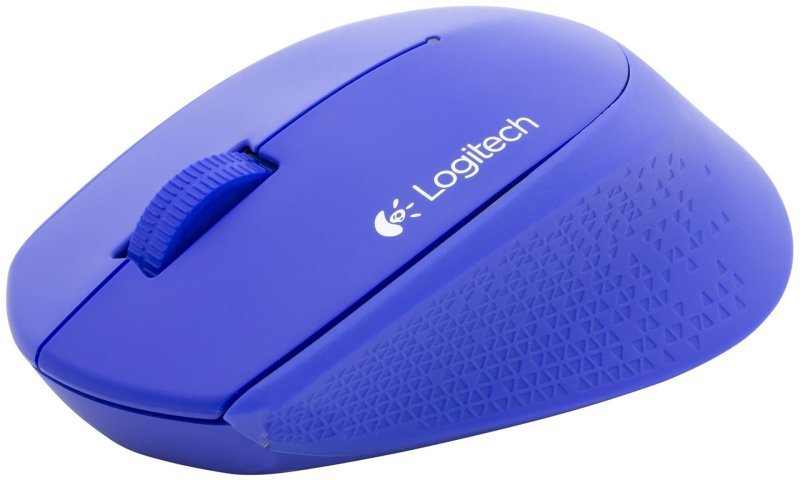 Logitech M280 Wireless Mouse Blue