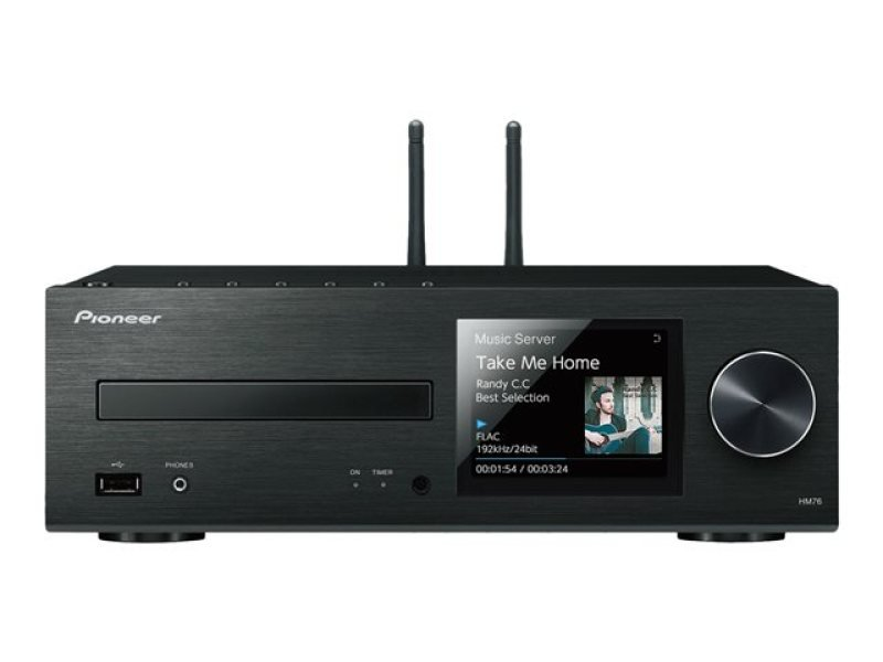 Pioneer X-HM76 Micro System with Wifi & Bluetooth