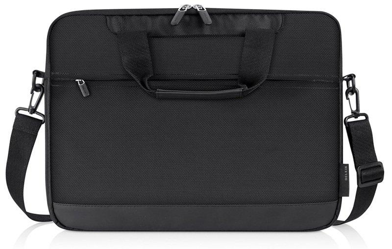 "Belkin Top loading Business Laptop Case, For Laptops / Netbooks up to 13.3"" - Black"