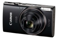 Canon IXUS 285 HS Camera Black 20.2MP 12x Zoom FHD 25mm Wide WiFi