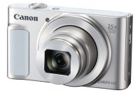 Canon PowerShot SX620 HS Camera White 20.2MP 25xZoom FHD WiFi