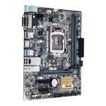 EXDISPLAY Asus H110M-A/M.2 Socket 1151 VGA DVI-D HDMI 8-Channel HD Audio mATX Motherboard