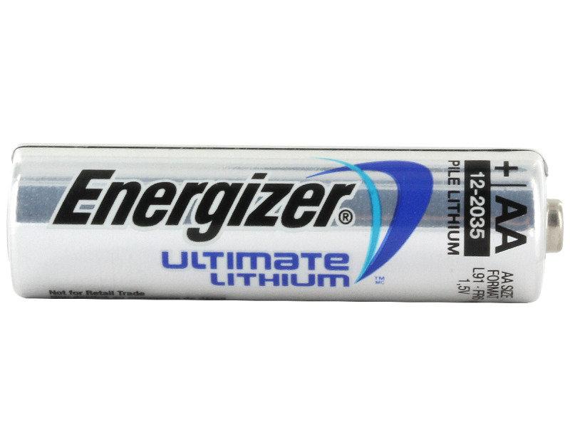 Energizer Ultimate Lithium Aa Pk10