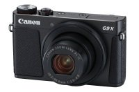 "Canon PowerShot G9X Mark II Camera Black 20.1MP HD Touch 3.0"" LCD 3 x Zoom"