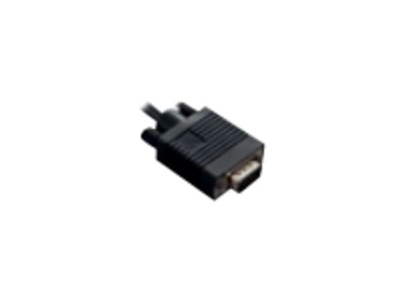 V7 VGA Display Cable 3 HDDB15 (m/m) black 3m