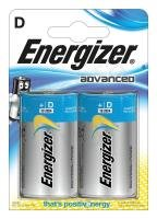 Energizer Advanced E95/ D Pk2