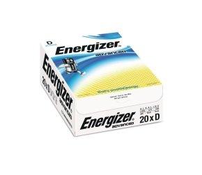 Energizer Advanced E95/ D Bx20