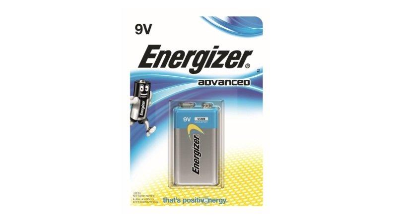 Energizer Advanced 522/9v Bx 20