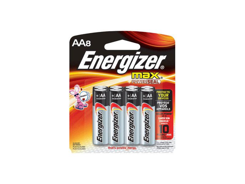 Energizer Maxe91/ Aa Pk8