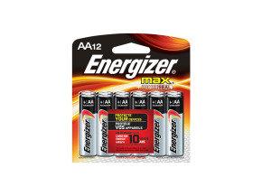 Energizer Max E91/aa Pk12