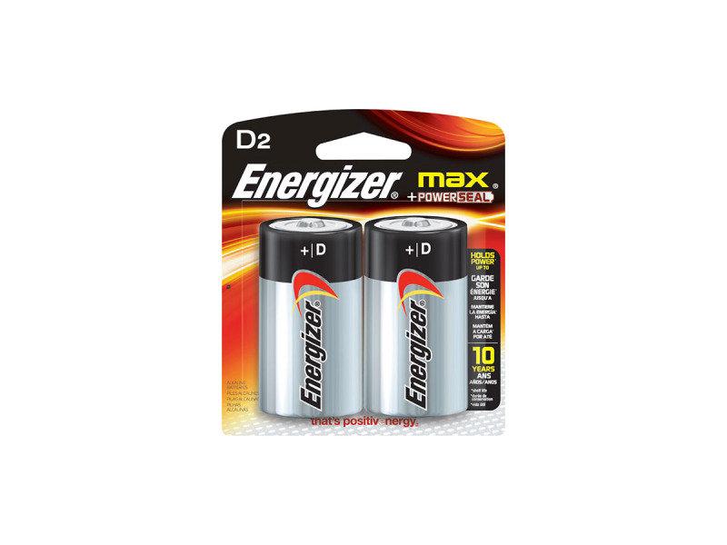 Energizer Max E95/d Pk2