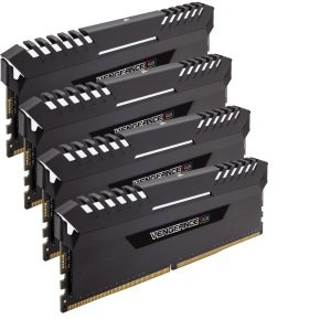 Corsair Vengeance RGB LED 32GB  4x8GB  DDR4 3333MHz Memory Kit