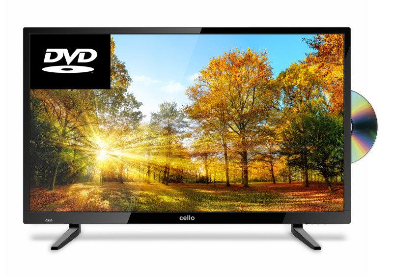 "Cello 32"" C32227F DVD LED TV"