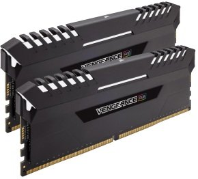 Corsair Vengeance RGB LED 16GB 2x8GB DDR4 2666MHz Memory Kit
