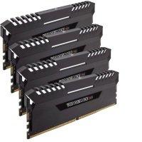 Corsair Vengeance RGB LED 32GB 4x8GB DDR4 2666MHz Memory Kit