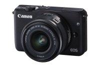 Canon Eos M10 Csc Camera Kit Inc 15-45mm Lens Black