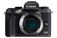 Canon Eos M5 Black Csc Camera Black Body Only