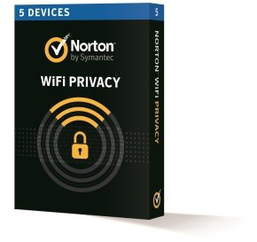 Norton Wifi Privacy (v. 1.0) 5 Devices 1 Year