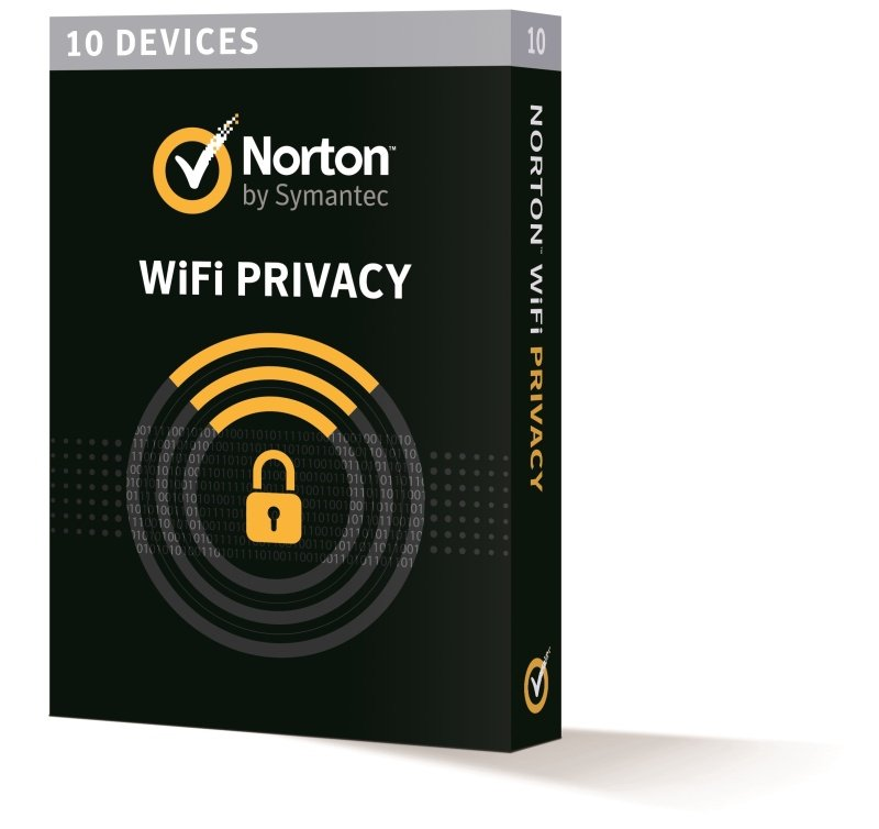 Norton Wifi Privacy (v. 1.0) 10 Devices 1 Year
