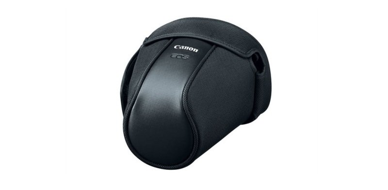 Canon Eh27-l Semi Hard Case For Eos 750d Eos 760d Lens Kits