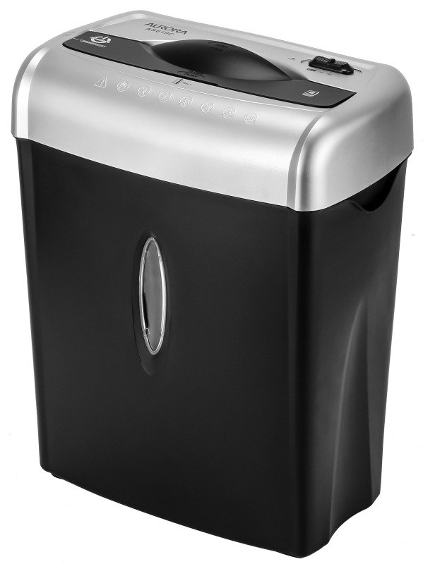 Aurora AS610C 14 Litre 6 Sheet Cross Cut Shredder