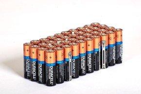 Aa Duracell Batteries Tub 40