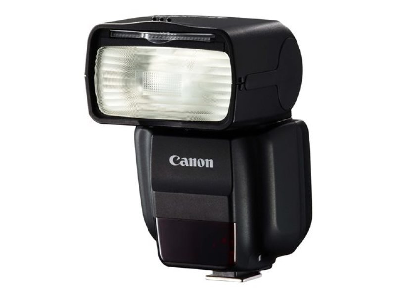 Canon Speedlite 430EX III-RT - Hot-shoe clip-on flash - 43 (m) - for EOS 200, 5D, 77, 800, 9000, Kiss X9, Kiss X9i, Rebel SL2, Rebel T7i; PowerShot G1