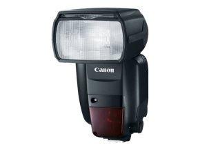 Canon Speedlite 600EX-RT II Flashgun Black