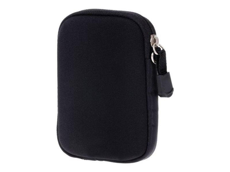 PRAKTICA Compact Camera Case Neoprene for Z250 and Z212 - Black