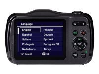 PRAKTICA Luxmedia WP240 Camera Graphite 20MP 4x Internal Optical Zoom Wtprf
