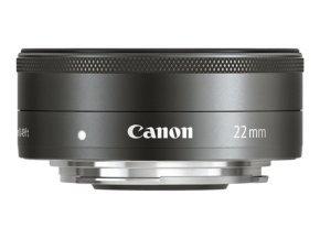 Canon EF-M 22mm f/2 STM Pancake Lens for EOS M
