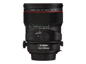 Canon TS-E 24mm 3.5 L II Tilt and Shift Lens Filter Size 82mm